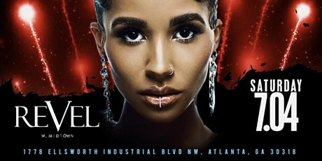 Atlanta's Hottest Saturday Party!! Social Life Saturdays at Revel! tickets