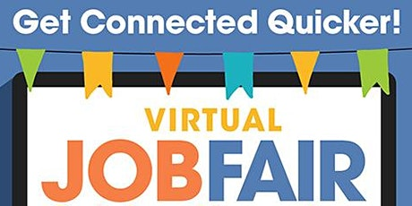Rising Together presents: A Virtual Job Fair tickets