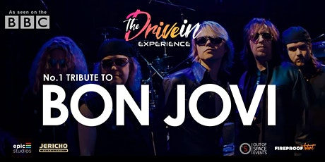 WRONG JOVI at Stowmarket Drive-In Experience tickets