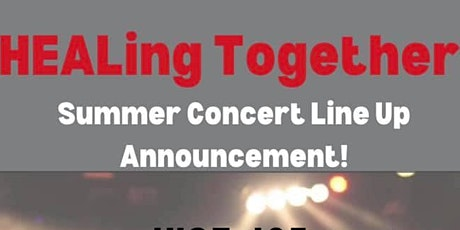 HEALing Together Concert tickets