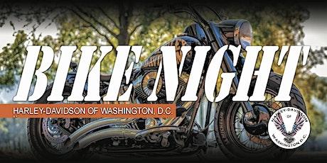Bike Night at HDofDC tickets