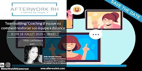 Afterwork RH Cameroun billets