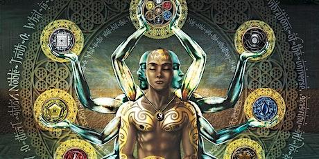 7/7 Awaken & Ascend Shamanic Journey + Sound bath Event w/M Grey tickets