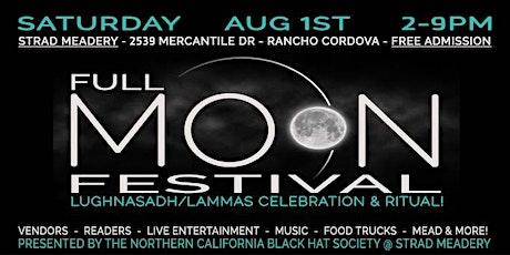 Full Moon Festival tickets