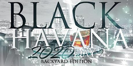 "Stogie Life Presents ""Black Havana 2020"" Backyard Edition tickets"