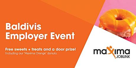Maxima Baldivis Employer Event tickets