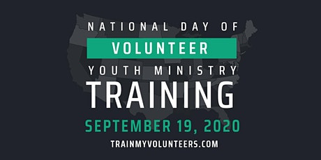 DYM's National Day of Volunteer Youth Ministry Training 2020 - DYM Partner tickets