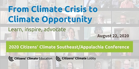 2020 Citizens' Climate Southeast/Appalachia Conference tickets