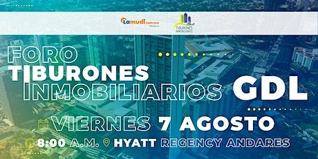 Foro Tiburones Inmobiliarios GDL   Presentado por Lamudi boletos