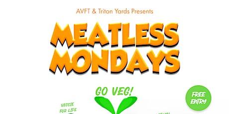 Meatless Mondays tickets