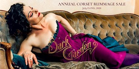 Dark Garden Annual Rummage Sale & VIP Pre-Sale tickets