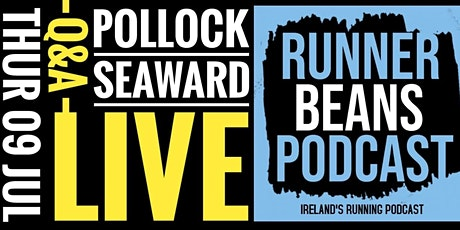 Runner Beans Podcast Live Zoom- Q & A with Kevin Seaward & Paul Pollock tickets