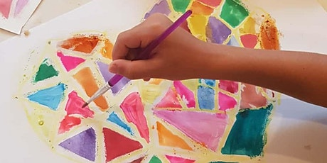 Little Creatives:  Process Art Classes for Preschoolers (Friday) tickets
