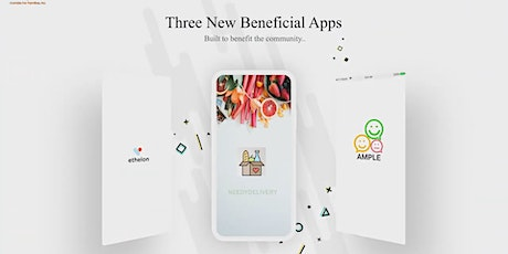 Android Apps that Benefit the Community tickets