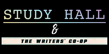 Study Hall x The Writers' Co-op: Tackling The Oft-Dreaded Negotiation tickets