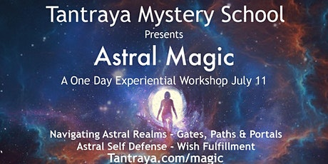 Astral Magic 1-Day Workshop tickets