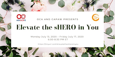 Elevate The sHERO in You! tickets