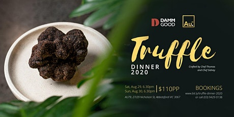 Truffle Dinner 2020 tickets