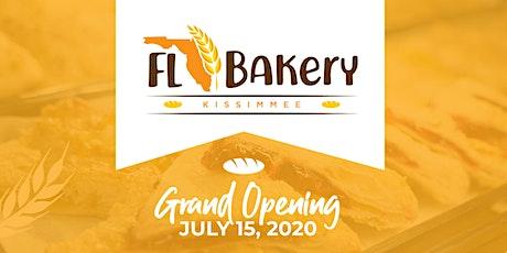Apertura FL Bakery And Restaurant Kissimmee entradas