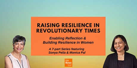 Raising Resilience in Revolutionary Times tickets