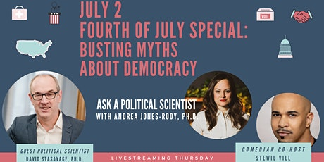 Ask a Political Scientist tickets