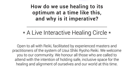 How do we use healing at its optimum at this time. tickets