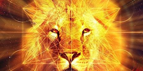 Lion's Gate Portal Ascension Activation Shamanic Journey Course tickets