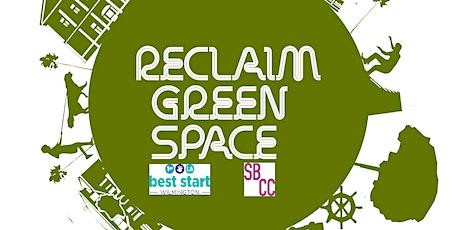 Reclaim Green Space: Window Sill Herb Garden tickets