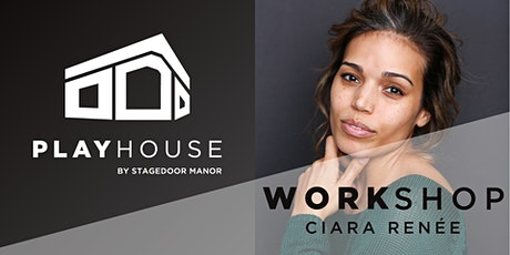 CIARA RENEE, digital workshop with FROZEN, BIG FISH, and PIPPIN star! tickets