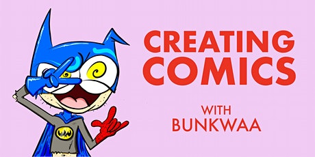 Creating Comics tickets