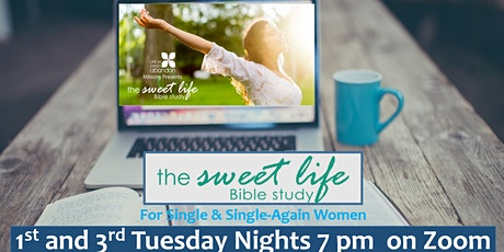 The Sweet Life Bible Study October 20, 2020 tickets