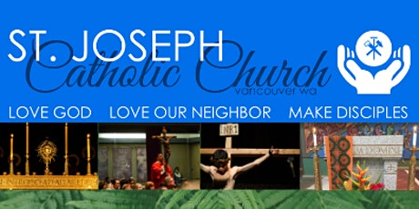 Sunday, July 12th - 11:30 AM Mass - 15th Sunday in Ordinary Time tickets