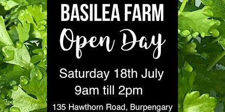 Basilea Farm Open Day tickets
