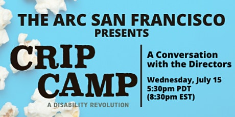 Crip Camp: A Conversation with the Directors tickets