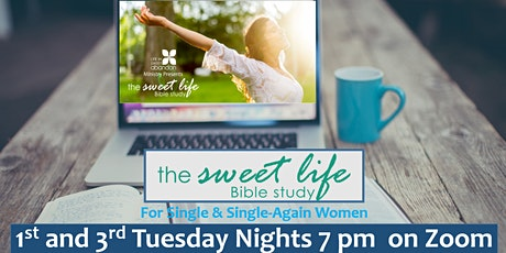 The Sweet Life Online Bible Study November 17, 2020 tickets