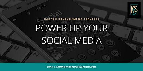 Power Up Your Social Media - Get SMART tickets