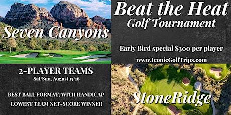 Beat the Heat Golf Tournament tickets