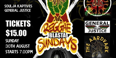 Reggae Blasta Sundays tickets