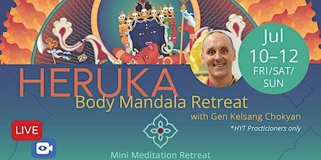 Heruka Body Mandala Retreat tickets