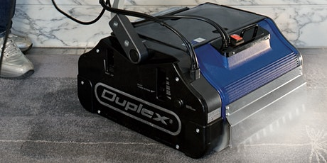 ZOOM Demonstration - Floor and Carpet Cleaning with Duplex - 9 July 2020 tickets