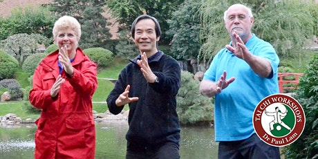 ONLINE TAI CHI WORKSHOP: Dr Paul Lam Presents the Spiral Force tickets