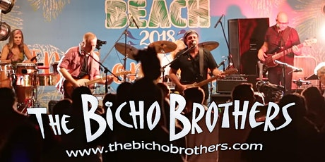 The BICHO BROTHERS on the PATIO tickets