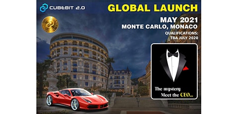 Cubebit2.0 Global Launch biglietti