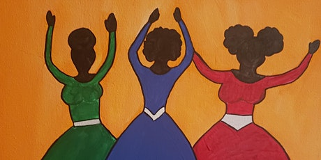 Swannluv Creations Virtual  Paint and Praise Party tickets