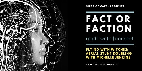 Flying with Witches: Aerial Stunt Doubling | Fact or Faction tickets