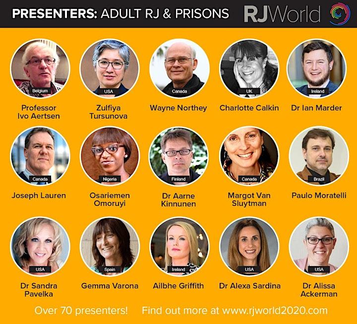 RJ World 2020 - eConference image