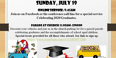 Graduate Celebration and  Student Recognition tickets