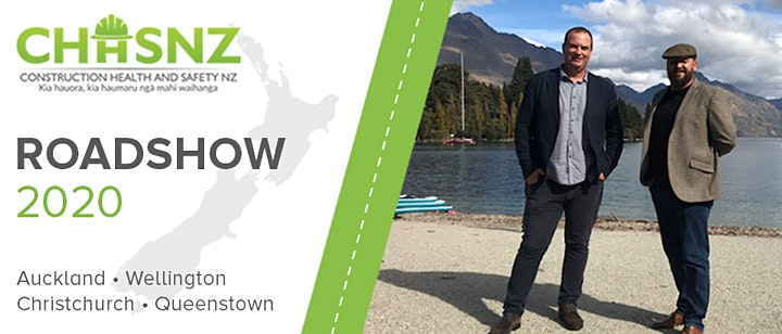 CHASNZ Afternoon Roadshow | WLG image