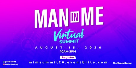 Man In Me Virtual Summit tickets