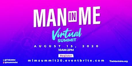 Man In Me Virtual Summit tickets